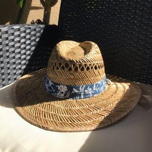 Other - Straw Sun Hat